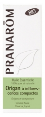 Pranarôm Organic Essential Oil Oregano with Compact Inflorescences (Origanum compactum) 10ml