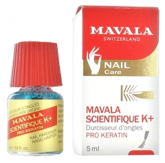 Mavala Scientifique K+ Durcisseur d'Ongles 5 ml