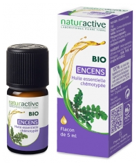 Naturactive Organic Essential Oil Incense 5ml