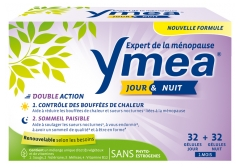 Ymea Menopause Day & Night 64 Capsules
