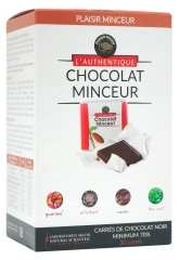 Arlor Natural Scientific L'Authentique Chocolat Minceur Formule Renforcée 30 Carrés