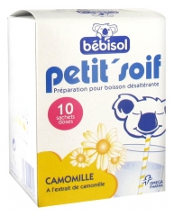 Bébisol Lil'Thirst 10 Single Doses Sachets