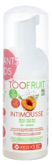 Toofruit Intimousse Ma Mousse D'Hygiène Intime Quotidienne 100 ml
