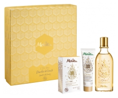 Melvita L'Or Bio Sparkle With Beauty Set