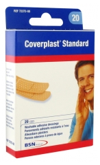 BSN medical Coverplast Standard 20 Wasserfeste Klebepflaster