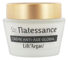 Natessance Lift'Argan Crème Anti-Age Global Bio 50 ml