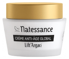 Natessance Lift'Argan Bio Anti-Aging Globale Creme 50 ml