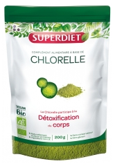 Super Diet Chlorelle Bio 200 g