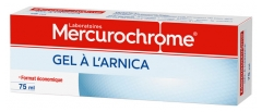 Mercurochrome Gel à l'Arnica 75 ml
