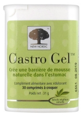New Nordic Gastro Gel 30 Tabletten