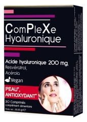 Nutrivie Hyaluronic Complex 30 Tablets