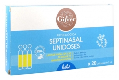 Gifrer Physiologica Septinasal Nasal Cleansing 20 Single Doses of 5ml