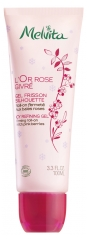 Melvita L'Or Rose Givré Organic Icy Refining Gel 100ml