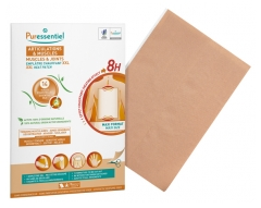 Puressentiel Muscles & Joints XXL Heat Patch with 14 Essential Oils