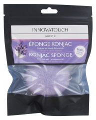 Innovatouch Konjac Sponge Enriched With Lavender Extract