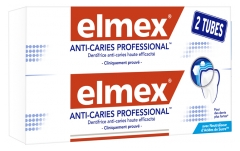 Elmex Anti-Caries Professional Lot de 2 x 75 ml