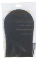 Innovatouch Charcoal Scrub Glove