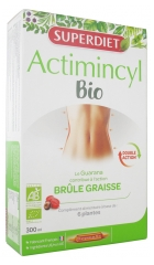 Super Diet Organic Actimincyl Fat Burner 20 Phials