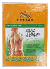 Tiger Balm 3 Plasters