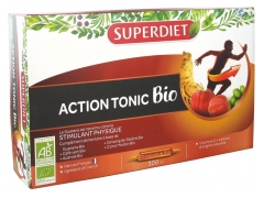 Super Diet Action Tonic Bio 20 Ampoules de 15 ml