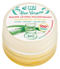 MKL Green Nature Aloe Vera Nourishing Lips Balm 10ml