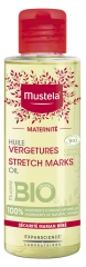 Mustela Maternity Organic Stretch Marks Oil Fragrance-Free 105ml