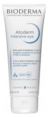 Bioderma Atoderm Intensive Eye Soin Anti-Irritations 3-en-1 100 ml