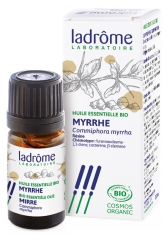 Ladrôme Myrrh (Commiphora Myrrha) Essential Oil Organic 5 ml