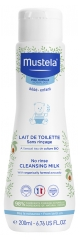 Mustela No Rinse Cleansing Milk 200 ml