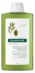 Klorane Shampoo with Essential Olive Extract 400ml