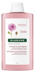 Klorane Soothing & Anti-Irritating Shampoo with Peony 400ml