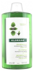 Klorane Oil Control Shampoo with Nettle 400ml