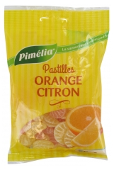 Pimélia Orange Lemon Lozenges 110g