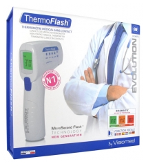 Visiomed ThermoFlash LX-260T : Thermomètre Sans Contact