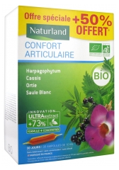 Naturland Articular Comfort 20 Organic Drinkable Vials of 10ml + 10 Vials Offered