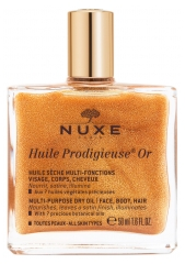 Nuxe Huile Prodigieuse Or Multi-Purpose Dry Oil 50ml
