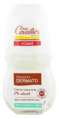 Rogé Cavaillès Men Dermato Deodorant Anti-Odours 48H Roll-on 50ml