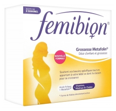 Femibion Pregnancy Metafolin 56 Tablets