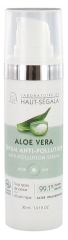 Laboratoire du Haut-Ségala Aloe Vera Sérum Anti-Pollution Bio 30 ml