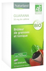 Naturland Guaraná Bio 150 Vegecaps