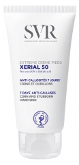 SVR Xérial 50 Extreme Anti-Callus Feet Cream 50ml