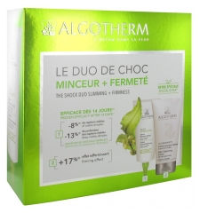 Algotherm Algosilhouette The Shock Duo Slimming + Firmness