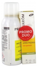 Pranarôm Aromapic Anti-Mosquitoes Spray Atmosphere & Tissues 75ml + Aromapic Anti-Mosquitoes Body Milk 15ml
