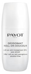 Payot Rituel Corps Déodorant Roll-On Douceur 75ml