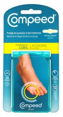 Compeed Horns Medium Size Bandages x10
