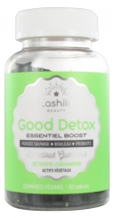 Lashilé Beauty Good Detox Essential Boost Detoxifies the Body 60 Gummies