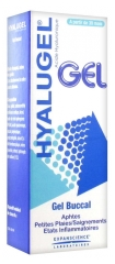 Hyalugel Gel Buccal 20 ml
