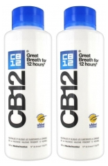 CB12 Haleine Sûre Lot de 2 x 500 ml