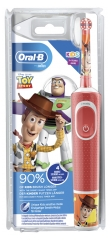 Oral-B Kids Rechargeable Electric Toothbrush for children aged 3 and over