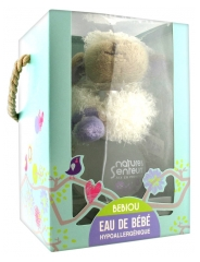 Nature & Senteurs Set Bebiou Scented Water for Baby 50ml + Sheep Cuddly Toy